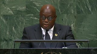 Download 🇬🇭 Ghana - President Addresses General Debate, 73rd Session Video