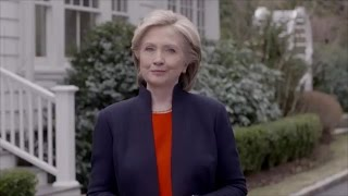 Download Hillary Clinton's 2016 Presidential Campaign Announcement Video