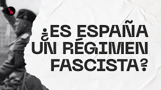 Download ¿Es España un régimen FASCISTA? Video