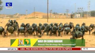 Download Network Africa: Focus On Strategy Employed To Defeat Boko Haram Video