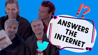 Download ″You don't even know me sometimes″: 5SOS 'Answer The Internet's' rhetorical stan questions Video