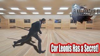 Download Cor Leonis has a secret! - FINAL FANTASY XV ATR Video