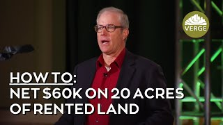 Download How Joel Salatin Nets 60k/year on 20 Acres of Rented Land! Video