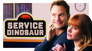 Download My Dinosaur Is a Service Animal (with Chris Pratt and Bryce Dallas Howard!) | CH Shorts Video