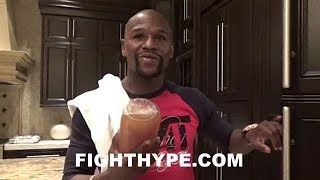 Download CHILLIN WITH MAYWEATHER AT BIG BOY MANSION; REVEALS BIGGER MANSION BOUGHT AHEAD OF MCGREGOR CLASH Video