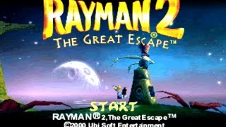 Download Rayman 2: The Great Escape | Playstation Longplay Video