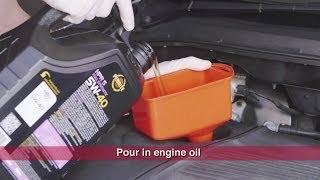 Download Changing Engine Oil & Filter Video