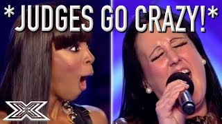 Download *MUST SEE AUDITION!* Sami Brookes Blows The Judges Away With INCREDIBLE Audition! | X Factor Global Video