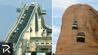 Download 10 Roads That Are Scarier Than Roller Coasters Video