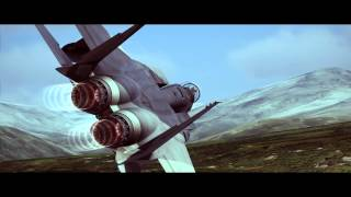Download DCS F-15C Movie: On Eagle's Wings Video