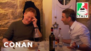 Download Conan Visits Jordan's Favorite Restaurant - CONAN on TBS Video