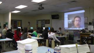 Download Classroom Technology (Skype).MTS Video