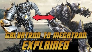 Download Galvatron to Megatron EXPLAINED in Transformers The Last Knight Video