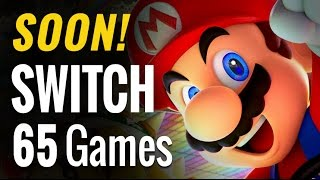 Download 65 Upcoming Nintendo Switch Games of 2017 & Beyond [COMPLETE] Video