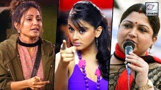 Download South Actresses Hansika Motwani & Khushbu SLAM Hina Khan For Body-Shaming Video