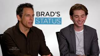 Download Ben Stiller and Austin Abrams on Brad's Status at TIFF Video