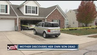 Download Greenwood mother discovers son dead in home Video