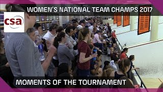 Download Squash: CSA Women's National Team Championship 2017 - Moments of the Tournament Video