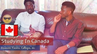 Download Studying in Canada: Financial advice and more! Video