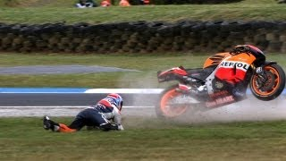 Download MotoGP™ Crash Reel Video