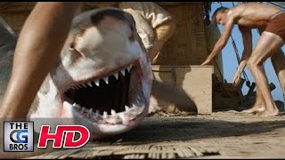 Download CGI VFX Breakdowns HD: ″Kon-Tiki Making of″ - by Important Looking Pirates Video