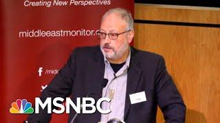Download What Happened Between Jamal Khashoggi And The Saudi Crown Prince? | MTP Daily | MSNBC Video