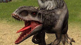 Download Jurassic World: The Game - Indominus Rex [Hybrid] Video