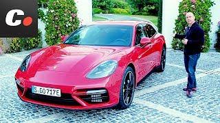 Download Porsche Panamera Turbo S E-Hybrid Sport Turismo | Primera prueba / Test / Review | coches Video
