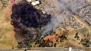 Download Scorching temperatures fueling wildfires in Utah, California Video