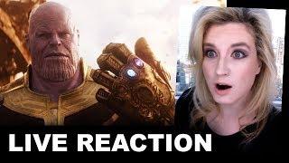 Download Avengers Infinity War Trailer REACTION Video