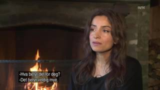 Download Deeyah Khan receives 2016 Peer Gynt Prize in Norway Video