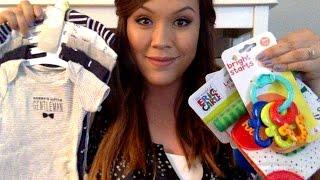 Download Baby Shower Haul | Baby Registry Items Video