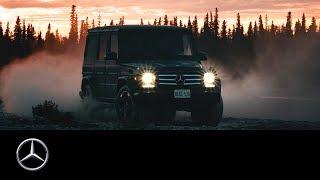 Download Mercedes-Benz G-Class: Epic road trip through Canada and Alaska Video