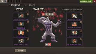 Download Unboxing of 50 Unleash the beast crates and a look at unusual taunts:TF2 Video