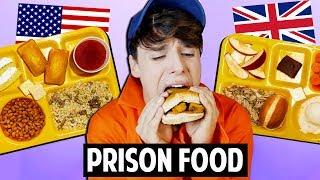 Download AMERICAN vs. BRITISH Prison Food Video