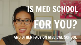 Download Should I Go to Medical School? | And Other Frequently Asked Questions About Med School Video