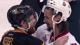 Download T&S: The class of Erik Karlsson on full display during handshake line Video