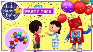 Download Colour Balloons | LBB | Little Baby Boogie | Nursery Rhymes For Kids Video
