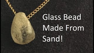 Download Making Glass From Sand Using A Microwave (and some other stuff) Video