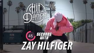Download HitThatDanceNetwork - 45 Seconds With ZayHilfigerrr | Dj JayHood - Heartbroken Video