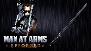 Download Blade's Sword - Marvel Blade Trilogy - MAN AT ARMS: REFORGED Video