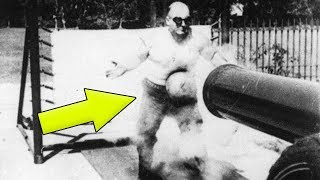 Download THE ONLY MAN WHO WAS ABLE TO SURVIVE A CANNONBALL SHOT Video