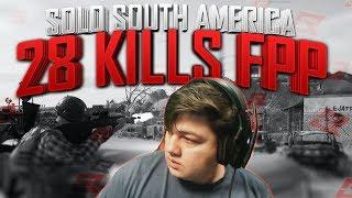 Download PUBG KILL RECORD FPP SA - 28 KILLS MIRAMAR - FULL GAME Video