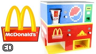 Download The Lego McDonald's Machine | Big Macs and Pepsi Video