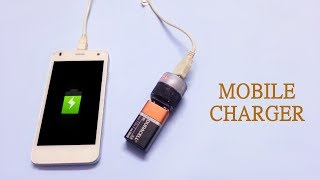 Download How to make Mini Emergency mobile charger Video