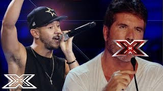 Download SHOCKINGLY OFFENSIVE AUDITIONS Have Simon Cowell In A Rage! | ANGRY JUDGES | X Factor Global Video
