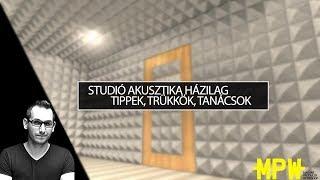 Download Epizód 12: Studió akusztika házilag - tippek, trükkök, tanácsok Video