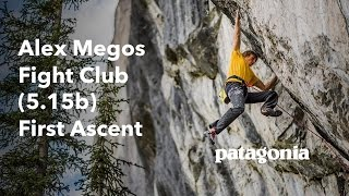 Download Alex Megos – Fight Club (5.15b) First Ascent Video