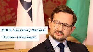 Download OSCE Secretary General Thomas Greminger reflects on his first 6 months at the organization Video