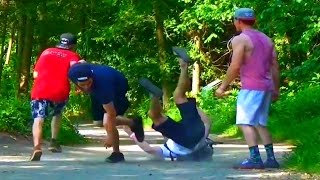 Download Table Topping Strangers Prank! Video